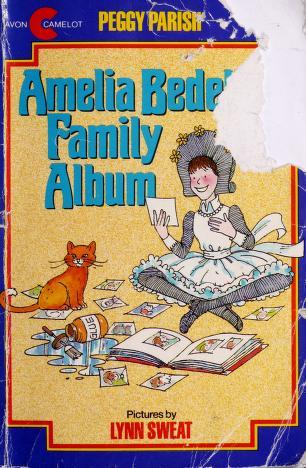 Cover of: Amelia Bedelia's Family Album | Peggy Parish