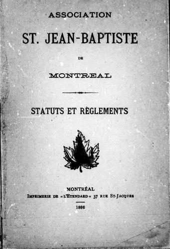 Download Statuts et règlements