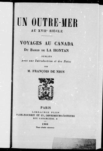 Download Un outre-mer au XVIIe siècle