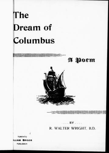 The dream of Columbus