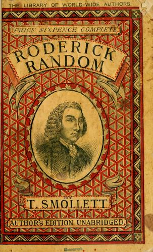 Download Roderick Random