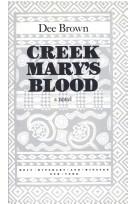 Download Creek Mary's blood