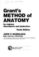 Download Grant's Method of anatomy