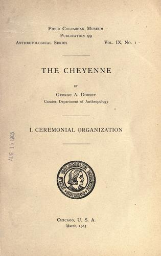 Download The Cheyenne.