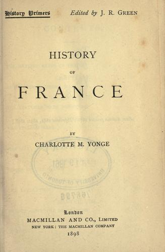 Download History of France.