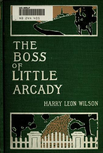 The boss of Little Arcady.