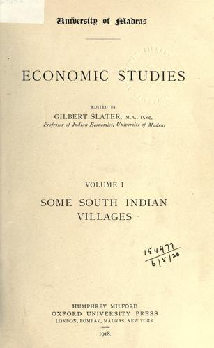 Download Some South Indian villages.