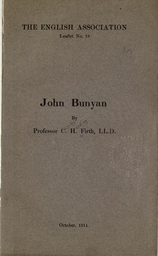 John Bunyan.