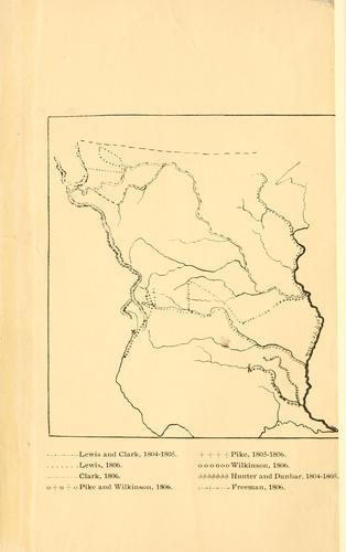 The early exploration of Louisiana …