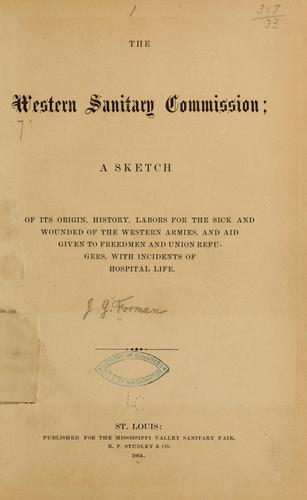 Download The Western sanitary commission