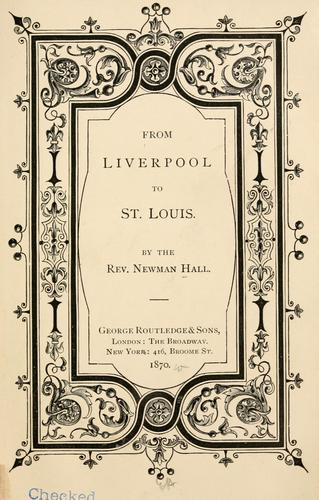 From Liverpool to St. Louis