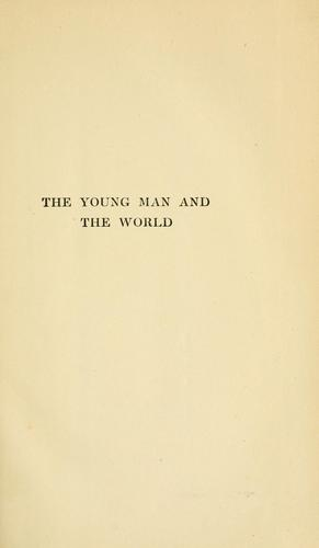 Download The young man and the world