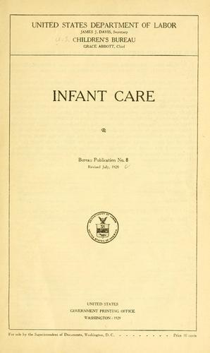 Download Infant care.