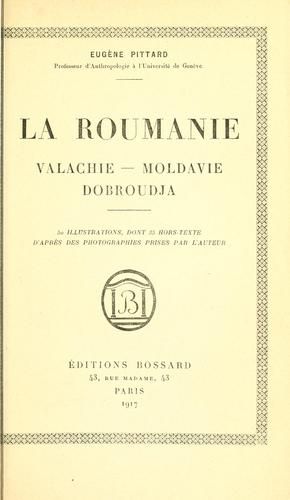 Download La Roumanie