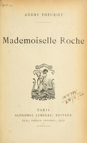 Mademoiselle Roche.