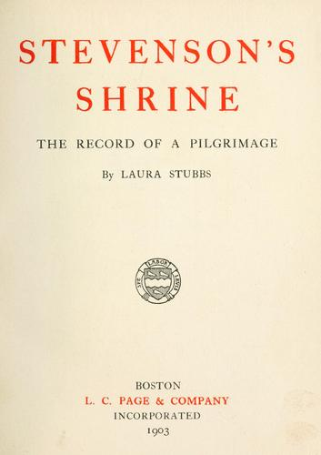Download Stevenson's shrine