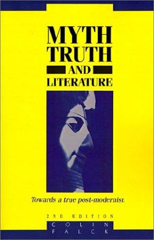 Download Myth, truth, and literature