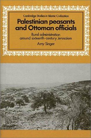 Download Palestinian peasants and Ottoman officials