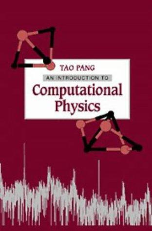 Download An introduction to computational physics