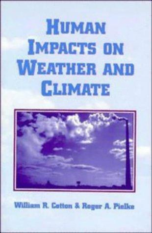 Download Human impacts on weather and climate