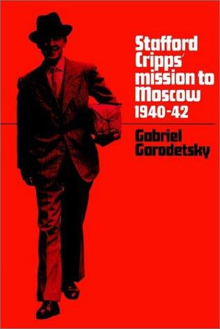 Stafford Cripps' Mission to Moscow, 194042