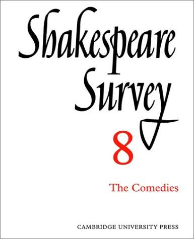 Download Shakespeare Survey