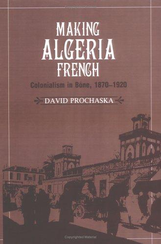Download Making Algeria French
