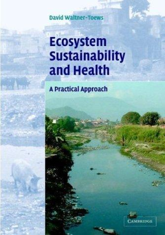 Download Ecosystem Sustainability and Health