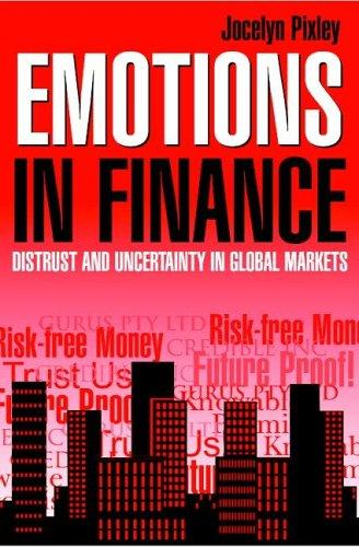 Download Emotions in Finance