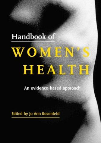 Download Handbook of Women's Health