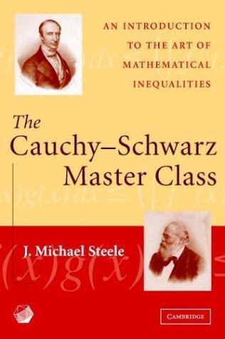 Download The Cauchy-Schwarz Master Class
