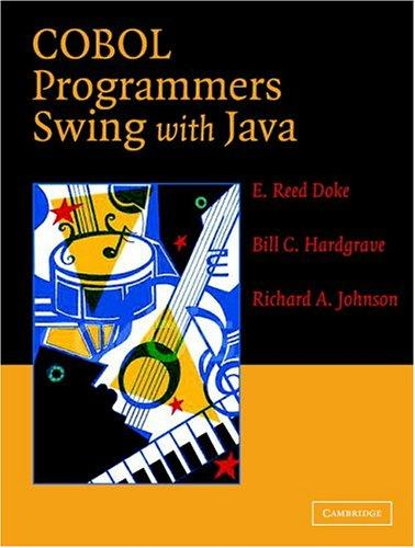 Download COBOL Programmers Swing with Java