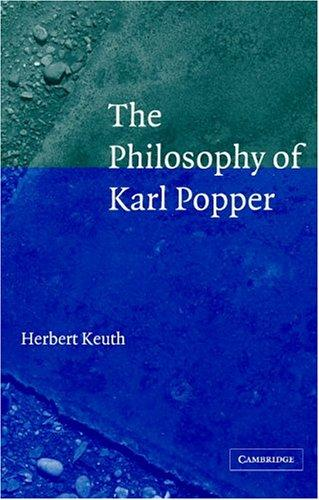 Download The Philosophy of Karl Popper