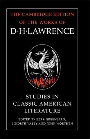 Download Studies in classic American literature