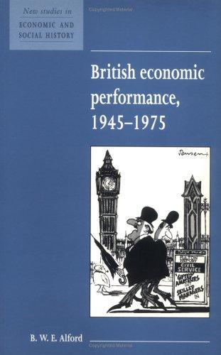 Download British economic performance, 1945-1975