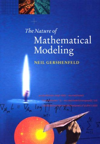 The Nature of Mathematical Modeling, Gershenfeld, Neil