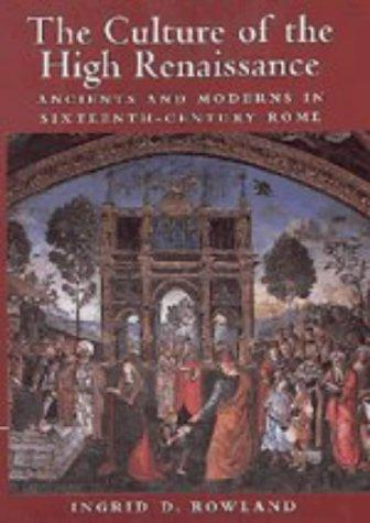 Download The culture of the High Renaissance