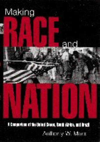Download Making race and nation