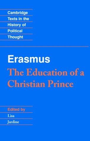 The education of a Christian prince