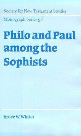 Download Philo and Paul among the Sophists