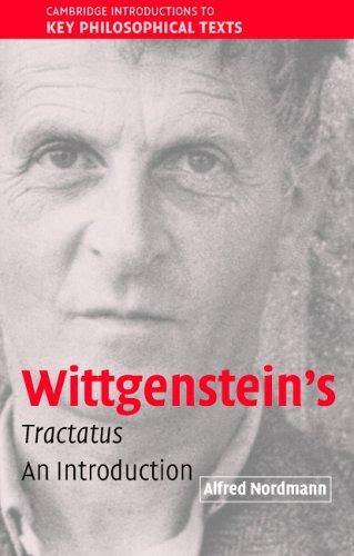 Download Wittgenstein's Tractatus