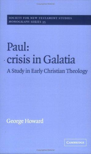 Download Paul: Crisis in Galatia