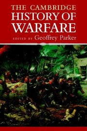 The Cambridge History Of Warfare PDF Download