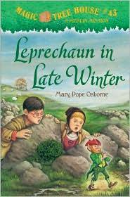 Leprechaun in Late Winter by