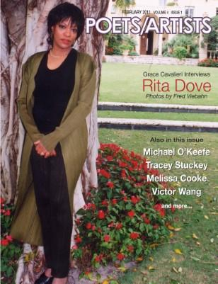Poets/Artists (February 2011) by Rita Dove, Michael O'Keefe, Grace Cavalieri, Grady Harp