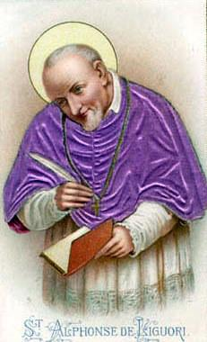 Photo of Alphonsus Maria de Liguori