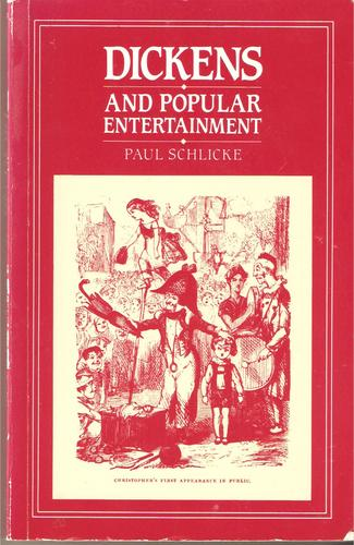Download Dickens and popular entertainment