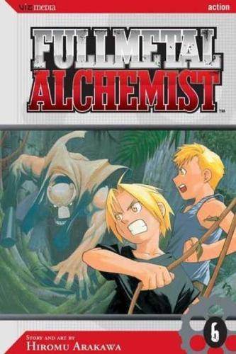Download Fullmetal Alchemist Volume 6