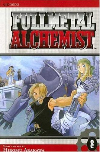 Download Fullmetal Alchemist Volume 8