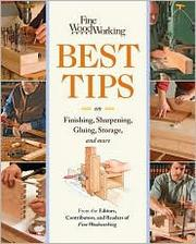 Thumbnail of Fine Woodworking's Best Tips on Finishing, Sharpening, Gluing, Storage, and More